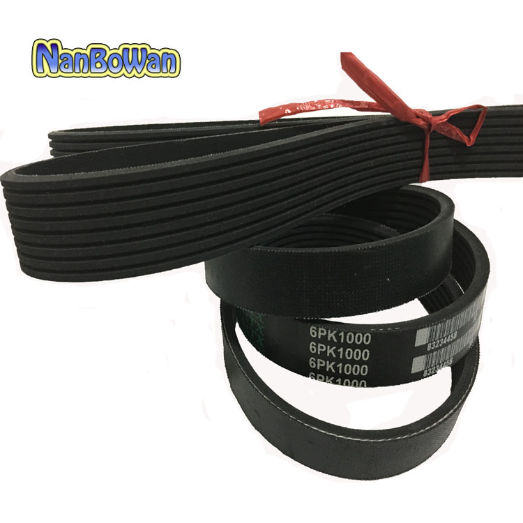 PK Ribbed v belt