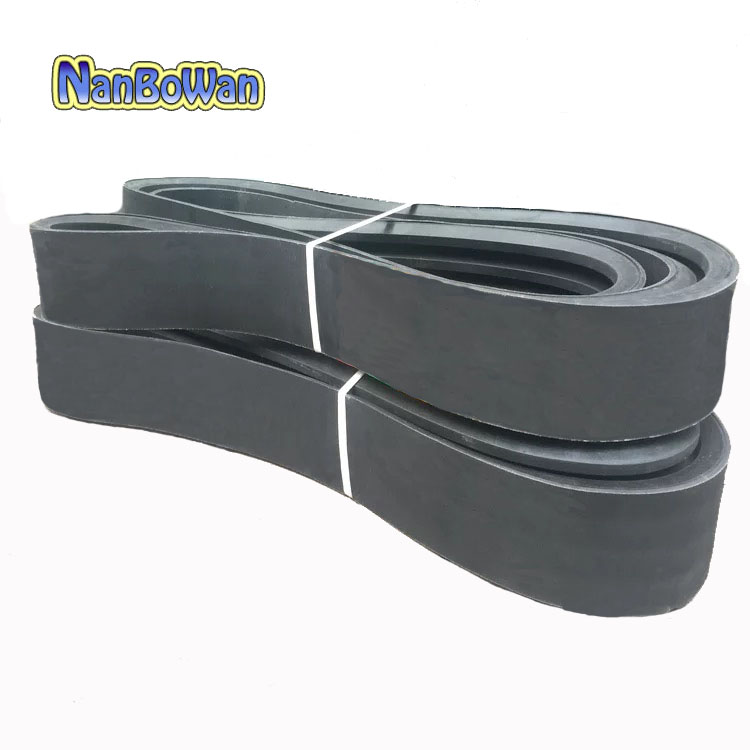 Banded Wrapped V Belt