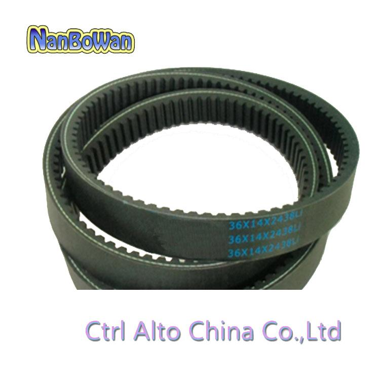 Variable speed v belt